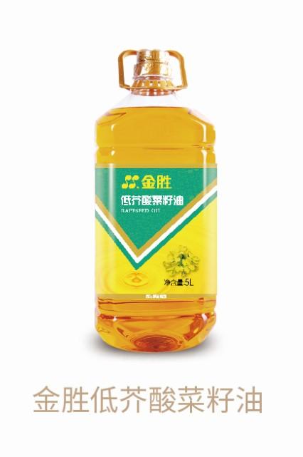 Jinsheng's Erucic Acid Rapeseed Oil