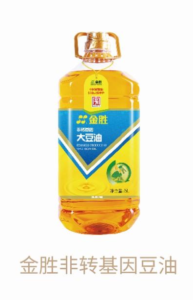 Jinsheng Non-GMO Soybean Oil