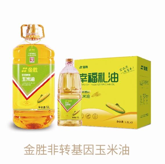 Jinsheng Non-GMO Corn Oil