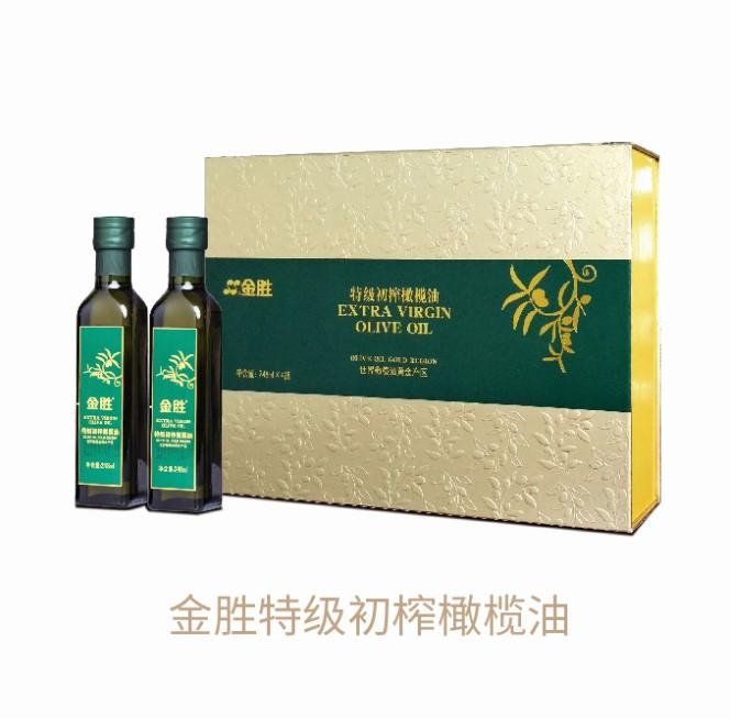 Jinsheng Extra Virgin Olive Oil