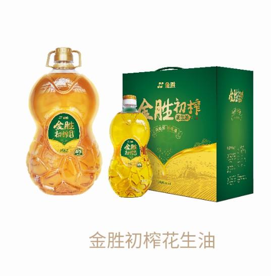 Jinsheng Virgin Peanut Oil